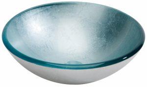 """186490 LAVABO PAN DE PLATA 42.0x42.0x14.5 cm./16.5""""x16.5""""x5.7"""" E200"""
