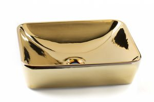 "187306 LAVABO MARVEL GOLD 50.0x38.0x13.3 cm./19.7""x15""x5.2"" E650"