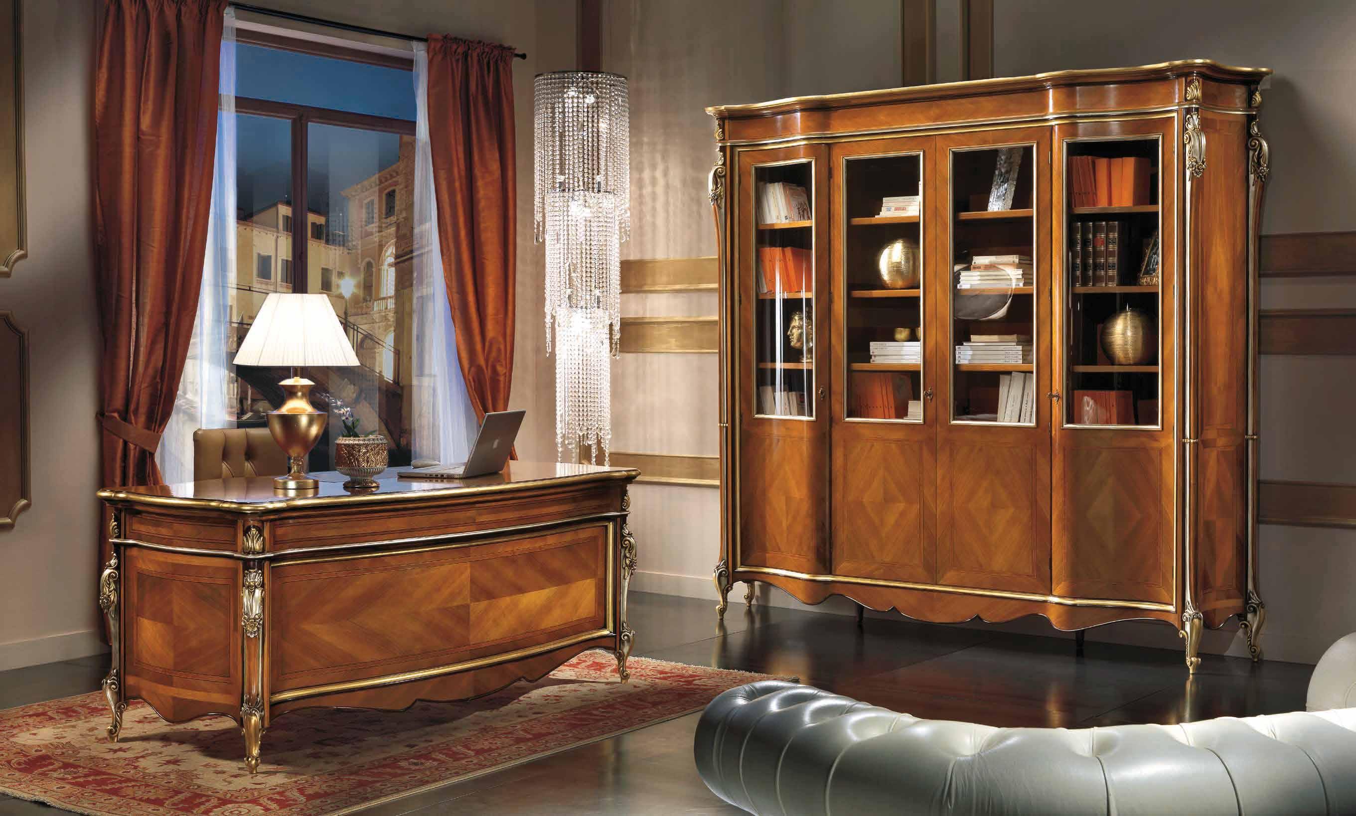 Библиотека 2051 k6 scappini & c - стеллажи - гостиная - купи.