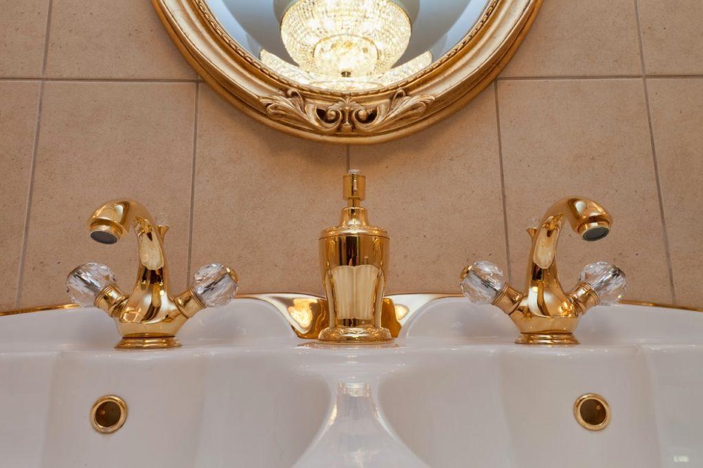 Vonios kambario įranga