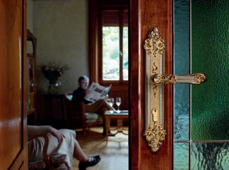 Itališkos durų rankenos Linea Cali