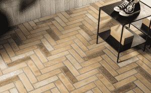 BrickLane - grindų ir sienų akmens masės plytelės