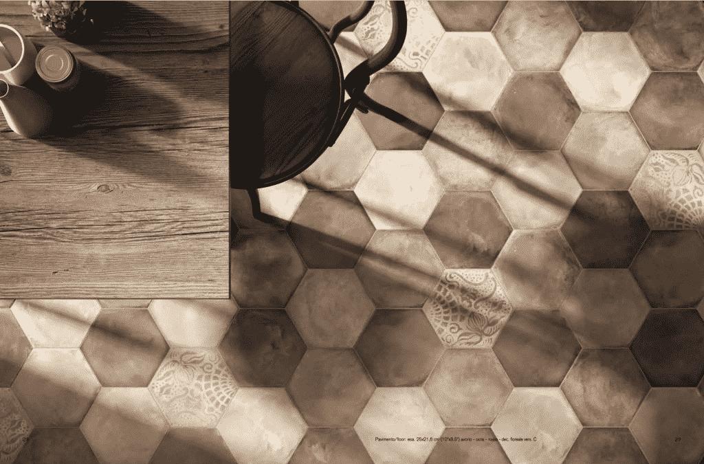 Terra - grindų plytelės